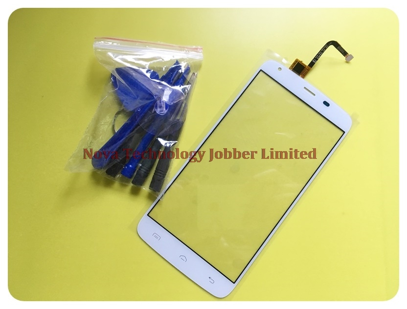 <font><b>HT6</b></font> Sensor Phone Replacement Parts For <font><b>Homtom</b></font> <font><b>HT6</b></font> Touch <font><b>Screen</b></font> Digitizer Glass Panel ; With Tracking Number image