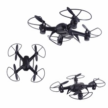 Fulljion Remote Control Toys RC Helicopter Selfie Mini Drone Quadrocopter Radio Dron One Key Return 360 Degree Mini USB Charger