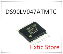NEW 10PCS DS90LV047ATMTC DS90LV047AT DS90LV047 TSSOP-16 IC