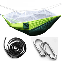 Hot Sale Parachute Fabric 2 Person Outdoor Air Tent With Anti Mosquito Net , CZD-001 Hanging Tent,Hammock