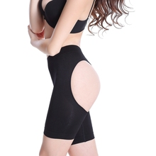 Women Butt Lifter Shaper Shorts Underwear Shapewear Plus Size Enhancer High Waist Control Panties Tummy Slim Pants