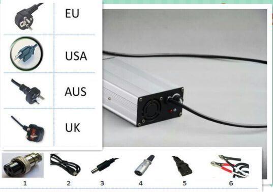 25.2 В 5A зарядное устройство для 6 S литий-ионный / липо / - NiCoMn аккумулятор