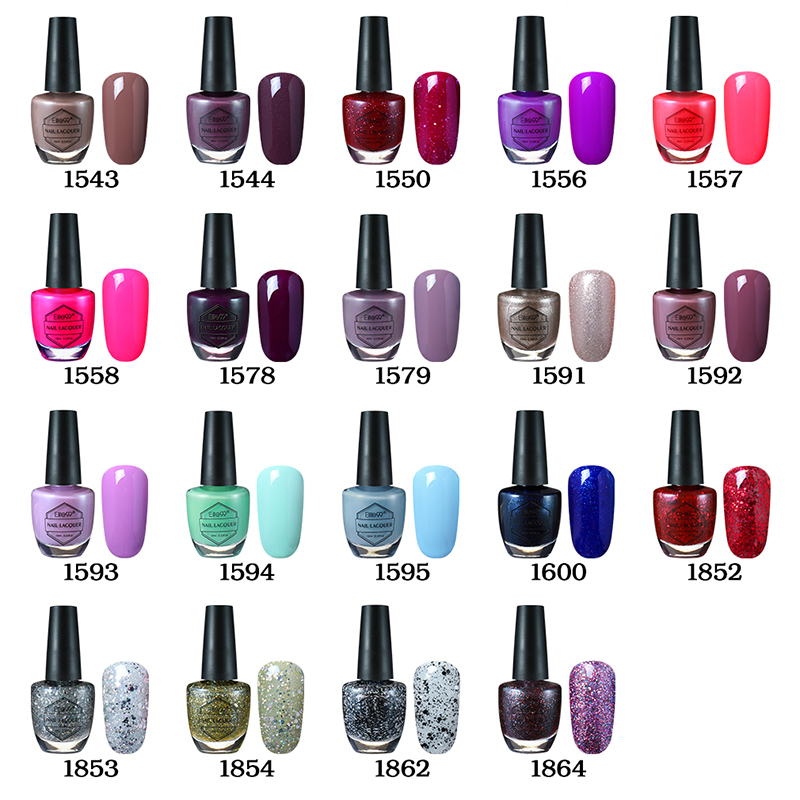 Elite99 10ml Nail Polish Gradient Color Nail Varnishes Based Nail Lacquer Primer Long Lasting DIY Beauty Nail Art Tools