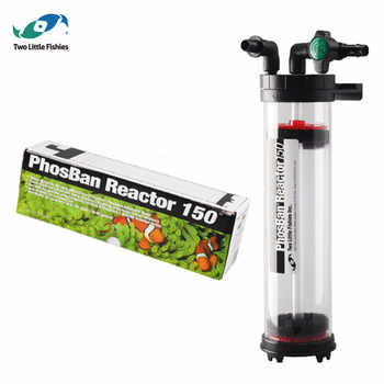U.S.A Two Little Fishies phosban reactor 150 Multifunction reactor filter equipment NP bean beans reducing NO2 N03 PO4 - DISCOUNT ITEM  7 OFF Home & Garden