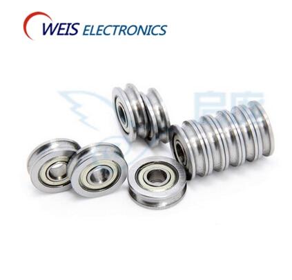 Free shipping 10pcs U604ZZ SZU4-13 604UU U groove deep groove ball bearing 4x13x4mm Walking guide rail bearings for 3D printer gcr15 6036 180x280x46mm high precision deep groove ball bearings abec 1 p0 1 pcs