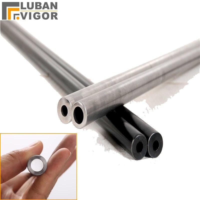 Customized,42crmo  Precision Seamless Steel Pipe/tube,OD16 ID7.62 , 430mmx1 , 570mmx1