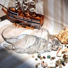O. RoseLif домашний декор раковины настольная стеклянная ваза подвесной Террариум для растений стеклянный контейнер ваза свадебные декорации Настольный горшок для растений