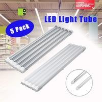 5PCS LED Tubes T8 G13 12W Fluorescent Bulbs 36 LED Tube Light SMD2835 for Indoor Home 50cm AC85 265V