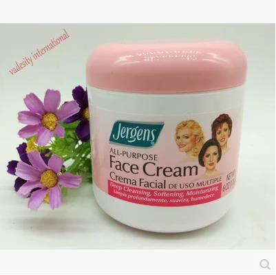 jergens face cream