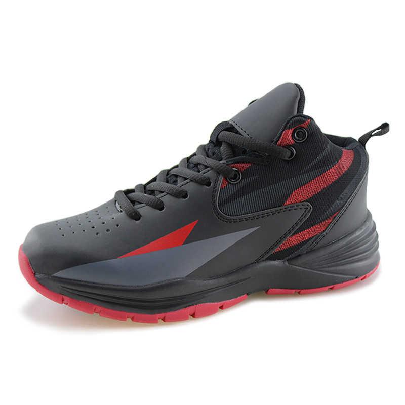c7c743dd De baloncesto de chicos Zapatos niños zapatos deportivos al aire libre  zapatillas de deporte escuela Deporte