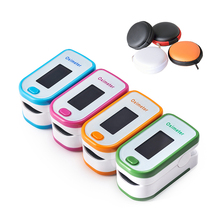 PRO-M130+bag all color Finger Pulse Oximeter,Heart Beat At 1 Min Saturation Monitor Heart Rate Blood Oxygen CE Approval
