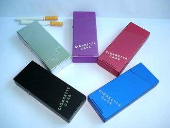 Lady cigarette case   for 10 cigarettes pack