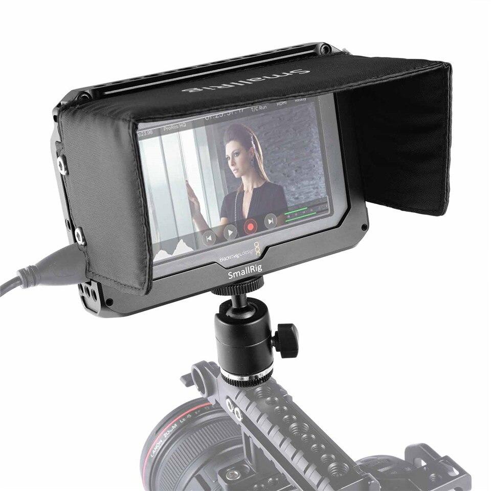 Купить smallrig monitor cage kit для blackmagic design video assist
