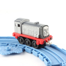 DENNIS kid s mini Thomas and friends diesel engines trains the tank diecast metal models tomas
