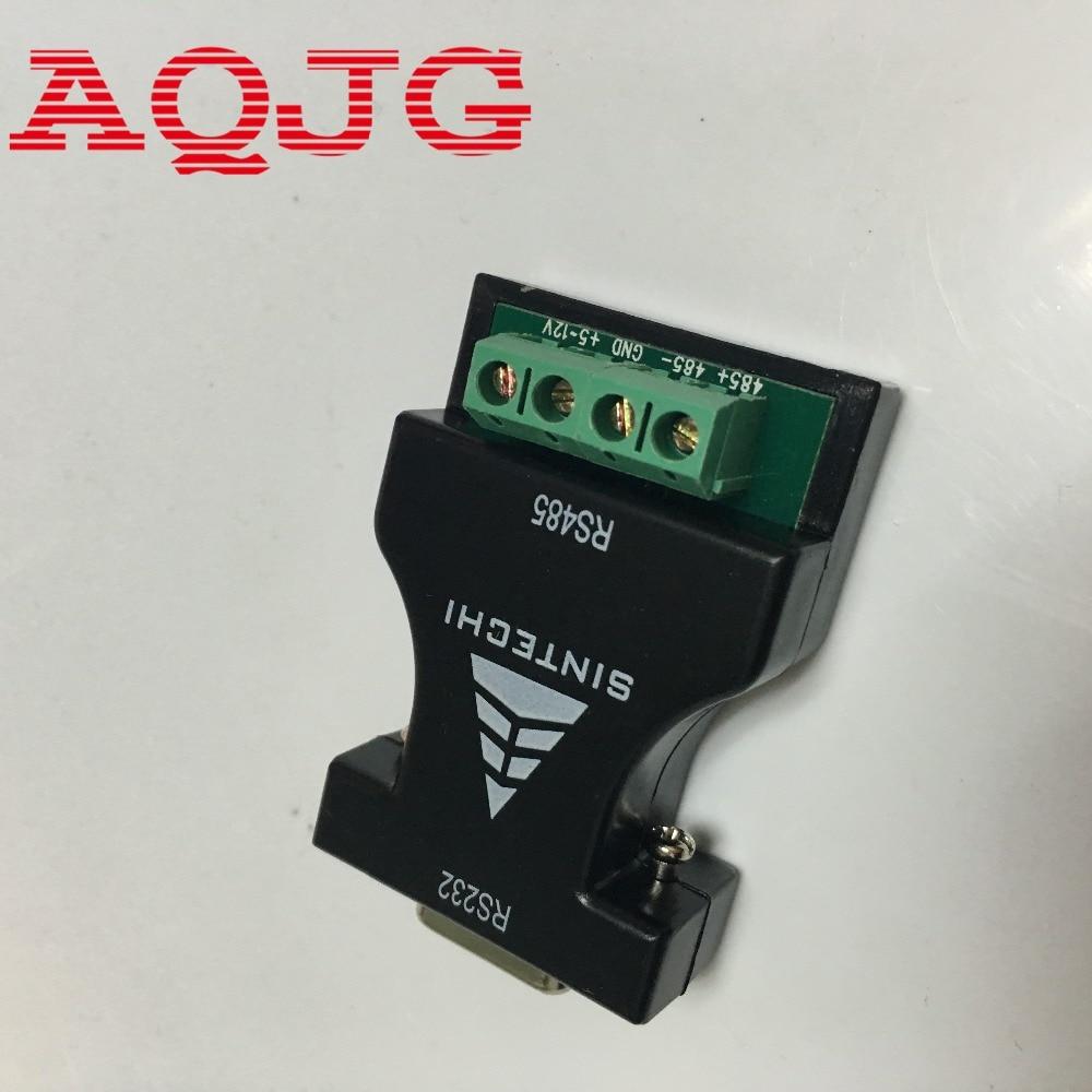 Adaptador de adaptador RS232 a RS485 232 a su vez adaptador 485 - Cables de computadora y conectores - foto 2