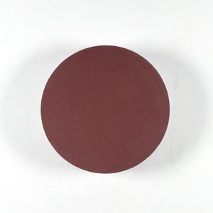 Image 5 - Hoge Kwaliteit 10 Stuks 150 Mm 6 Inch Schuurmachine Schuurpapier Klittenband Schurende Schuurpapier Disc Grutten 60 80 120 180 240  2000 Nieuwe