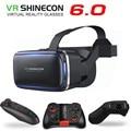 Original VR Shinecon 6 0 Realidad Virtuelle de realidad Virtuelle 3D gafas de cartn casco para 4 0 6 3 pulgadas Smartphone con cont-in 3D-Brille / Virtual-Reality-Brille aus Verbraucherelektronik bei