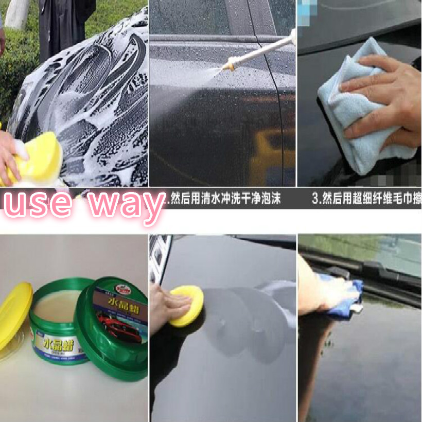 large capacity increase gloss car scratch remover polish car wax car polish FREE SHIPPING