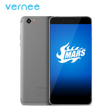 Original Vernee Mars 5.5″ FHD Mobile Phone Helio P10 MTK6755 Octa Core Android 7.0 Cell Phones 4G RAM 32G ROM 13.0MP Smartphone