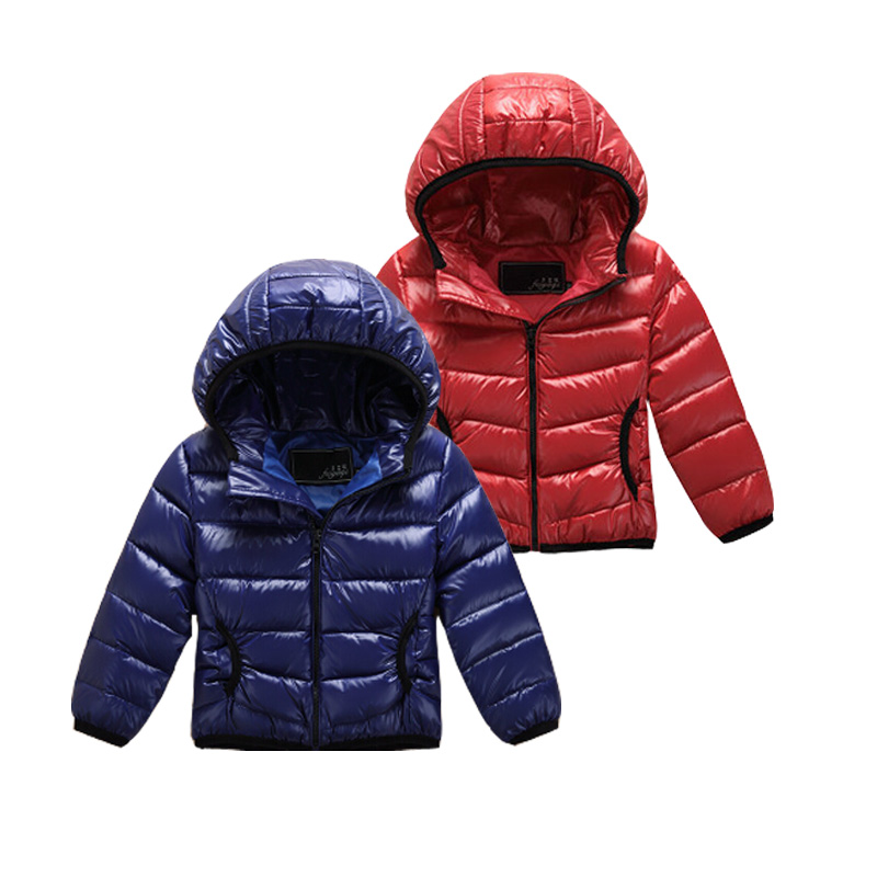 2016 Hooded Down Jackets For Boys Girl Children's Parka Brand Sports Outdoor Kids Coat Winter Jacket Baby Girls Down Coat nike alliance parka 550 hooded