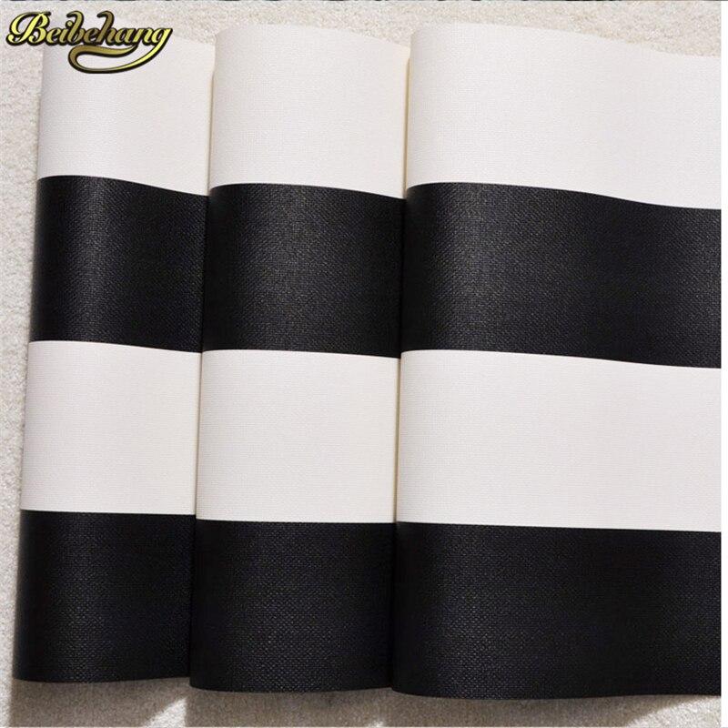 Купить с кэшбэком beibehang papel de parede. Metallic modern vinyl wallpaper striped background wallpaper classic wall paper for living room