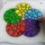 Moda Más Reciente VerryPuzzle Geranio V Pizarra Mágica Giro Velocidad Puzzle Game Cube Juguetes Educativos de Regalo-48