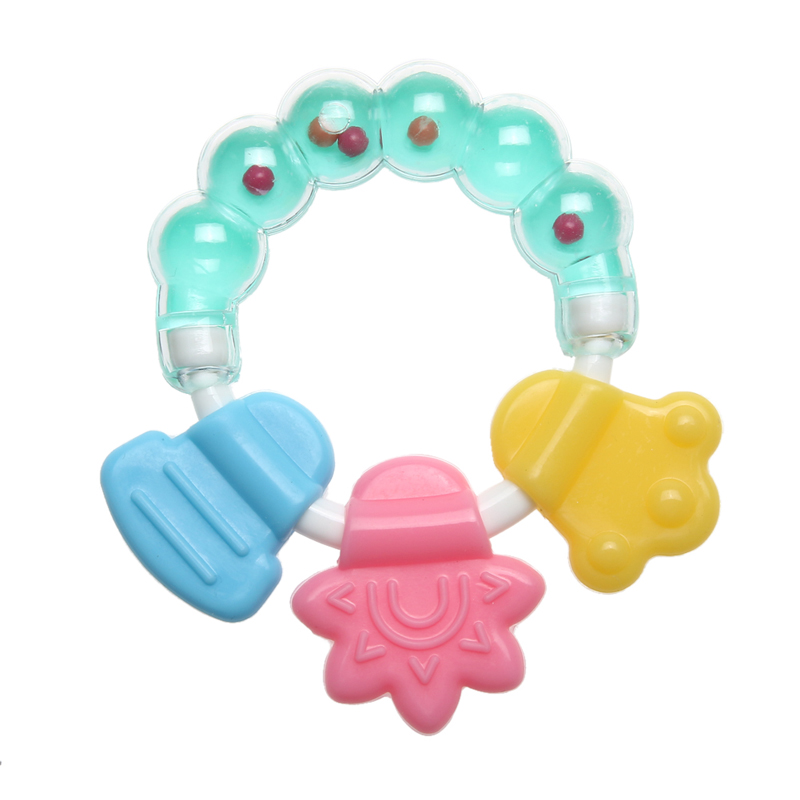 Cute Cartoon Baby Toys Bed bell Rattles Musical instruments Child Baby Shaker Free Shipping
