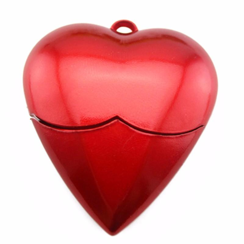 Red-Heart-USB-Flash-Drive-Pen-Drive-Memory-Stick-4GB-u-disk-8GB-16GB-32GB-64GB