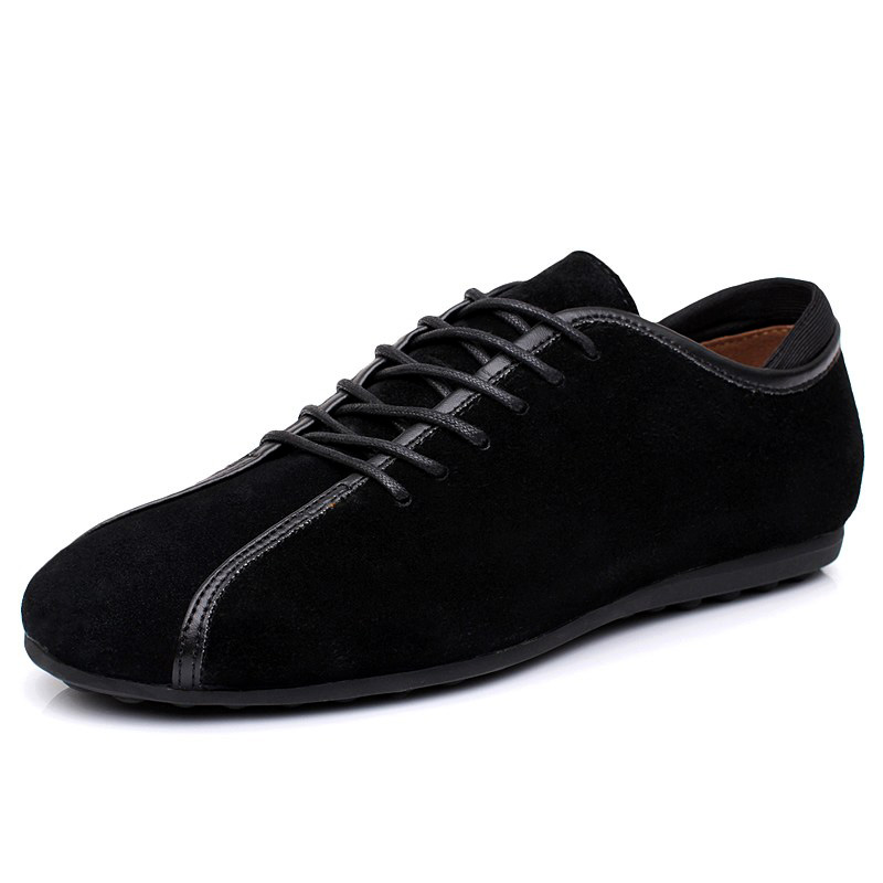 Men casual shoes   leather   loafers male flats sneakers mens driving shoes Formal Luxury Design Party shoes moccasins size 39-45