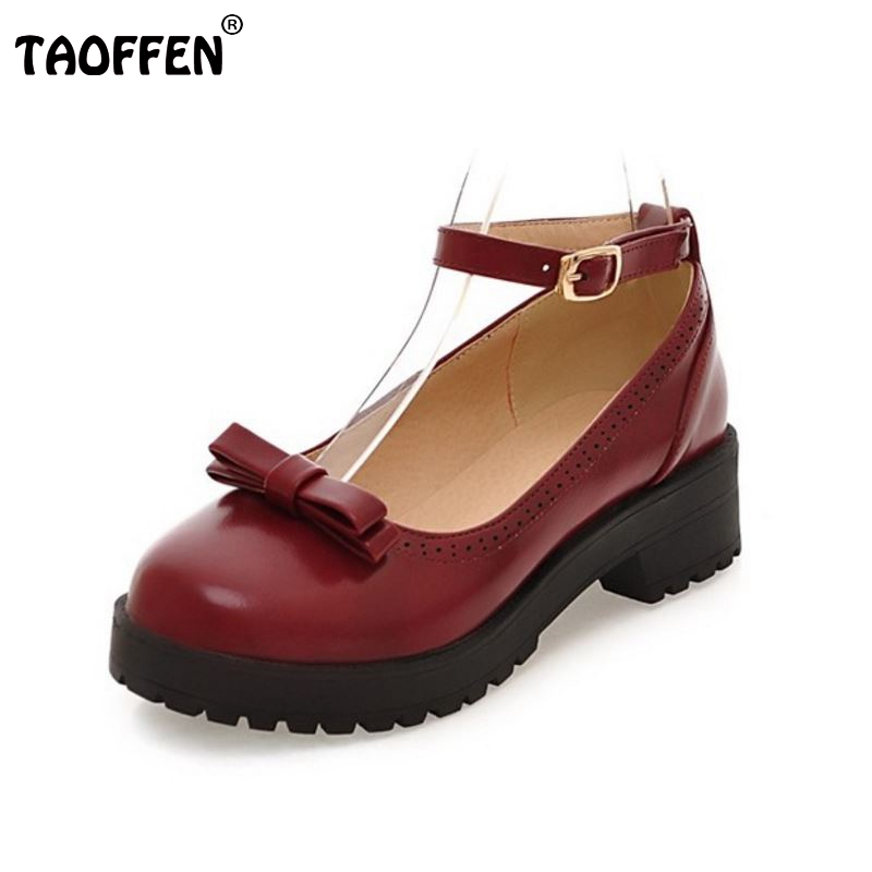 TAOFFEN free shipping flat casual shoes women sexy dress footwear fashion lady shoe P11353 hot sale EUR size 34-39 free shipping candy color women garden shoes breathable women beach shoes hsa21