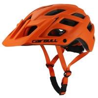 2018New TRAIL XC Bicycle Helmet All Terrai MTB Cycling Bike Sports Safety Helmet OFF ROAD Super