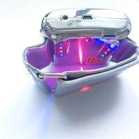 Автоматическая Лазерная часы диабет машина прибор для акупунктуры в frared Массажер для улучшения кровообращения инструмент для лазерной тер