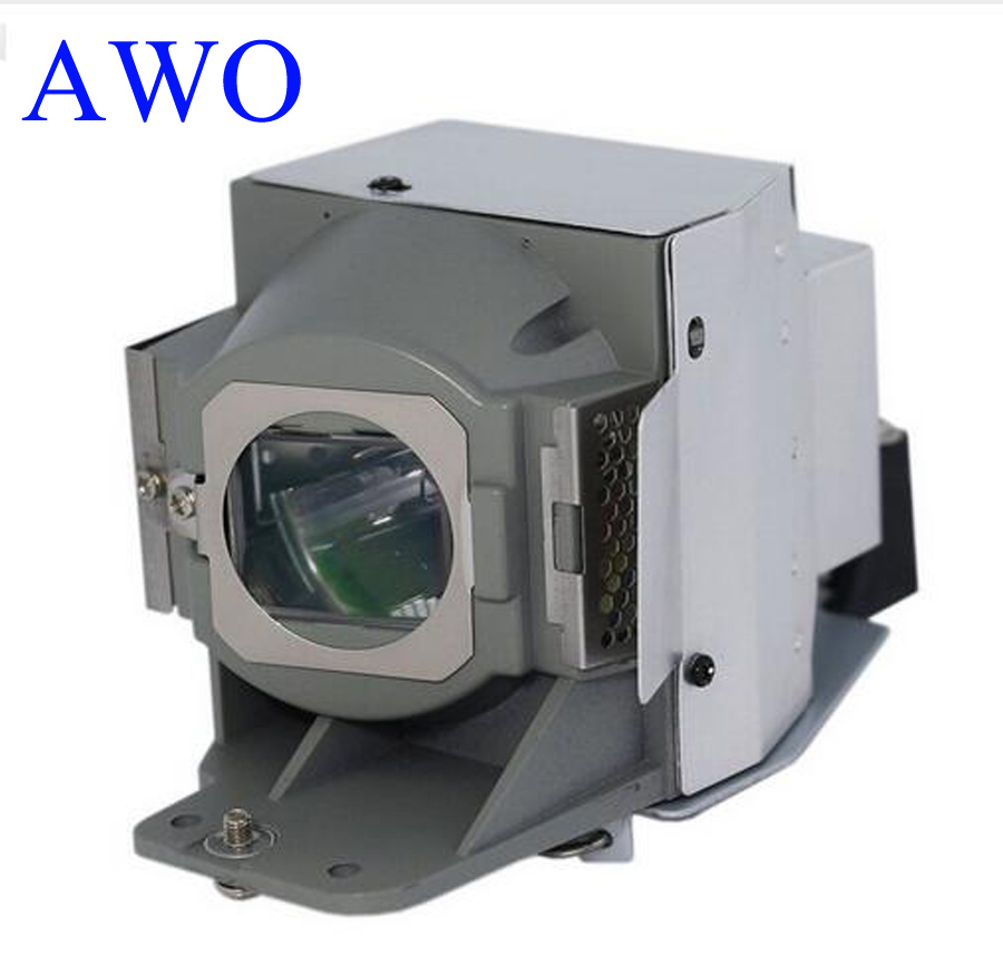 AWOs 5J.J7L05.001 Λάμπα προβολέα αντικατάστασης με περίβλημα για προβολέα BENQ W1070 / W1080ST Λυχνία εντός 150 ημερών Εγγύηση