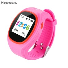 Smart Health Baby Watch GPS Tracker For kids Safe SOS Call Anti Lost Reminder For Android phone Baby Security Smartwatch SE8a(China)