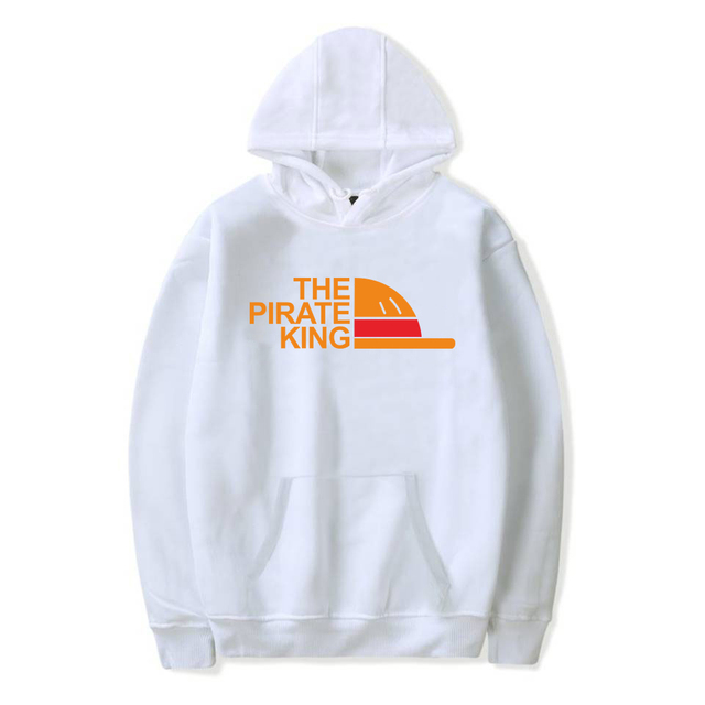 THE PIRATE KING HOODIE (6 VARIAN)