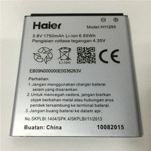 3.8V 1750mAh H11293 For Haier W818 Battery(China)