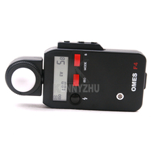 """F4 1.9 """"LCD Kỹ Thuật Số Phản Quang/Sự Cố/Ánh Sáng Đèn Flash Đèn Pin Meter Tester Silicon Tế Bào Màu Xanh Đối Với DSLR SLR máy ảnh"""
