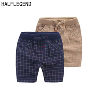 High Quality Woven Shorts With Soft Cotton Kids Beach Shorts Plaid Shorts For Boy Summer Clothing