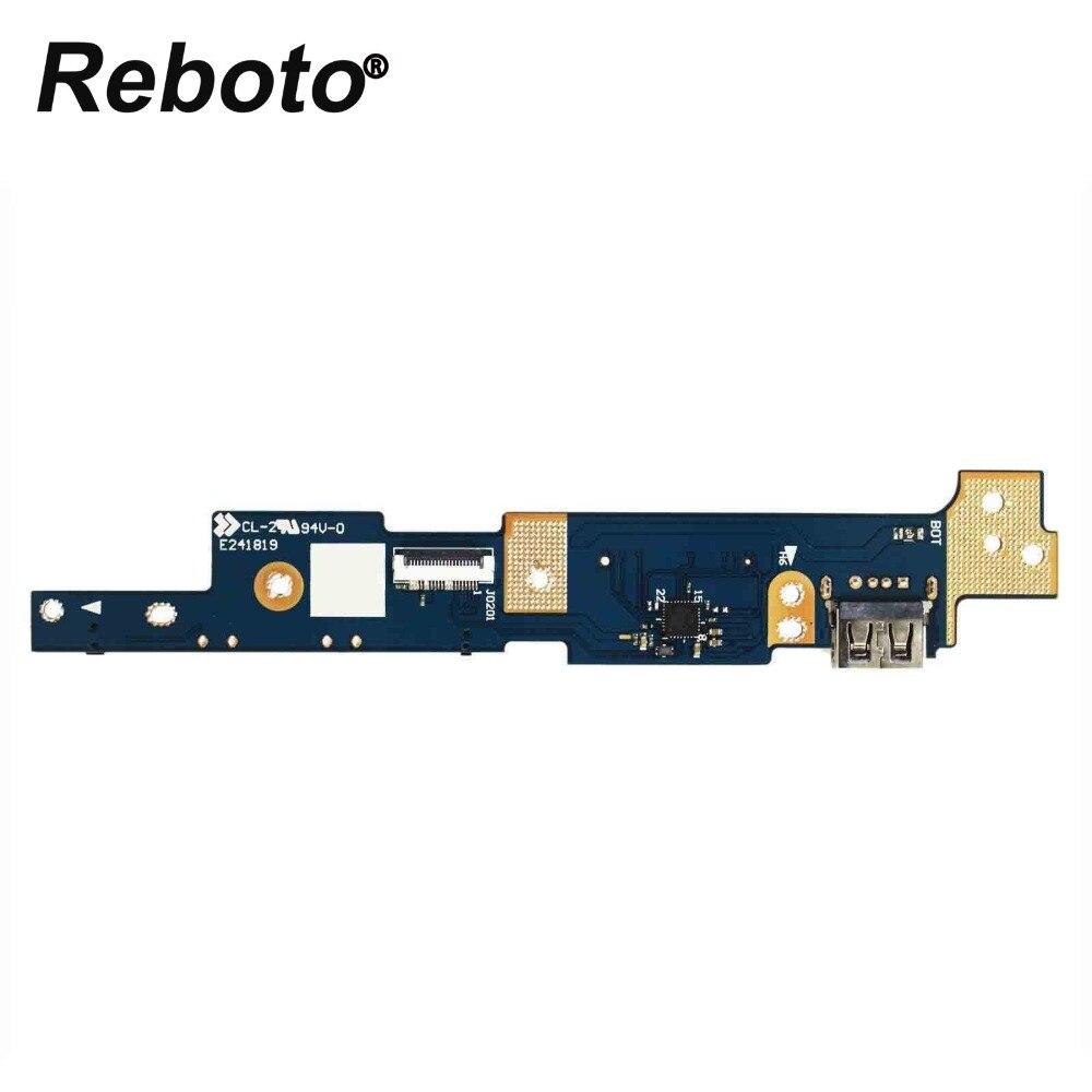 Careful Reboto Original 60nb05y0-io1070 For Asus Io Board Q302la Tp300la Q302l Tp300ld Power Switch Button Mild And Mellow Computer Cables & Connectors