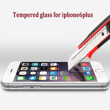 0 33mm Premium Tempered Glass film for iPhone 6 plus 6S plus 5 5in 2 5D
