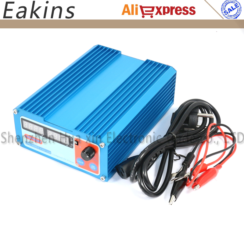 Mini 0-30V-32V Adjustable DC Switching Power Supply 5A 160W SMPS Switchable AC 110V/220V input CPS-3205/CPS-3205II/CPS3205 cps 6011 60v 11a dc power supply laboratory power supply 110v