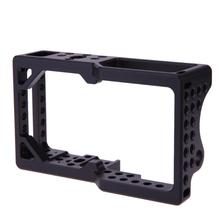 2017 New Protective Video Camera Cage Protector Stabilizer for BMPCC Camera for Sony A6000 A6300 Mount Mic Monitor Tripod Light