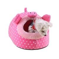 1 шт. для небольшого животного хомяка кровать-Гамак Крыса Ежик белка дом подстилка для гнезда для клетки