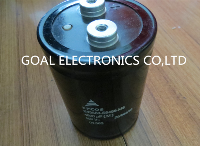 B43564-S9488-M2 and B43564-S9488-M3 inverter used in electrolytic capacitor 4800uf/400v 1pc used s inverter board a5e00296878 zl02