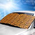 7 Layer Thicker Window Foils Windshield Sun Shade Car Windshield Visor Cover Block Front Window Sunshade UV Protect Window Film