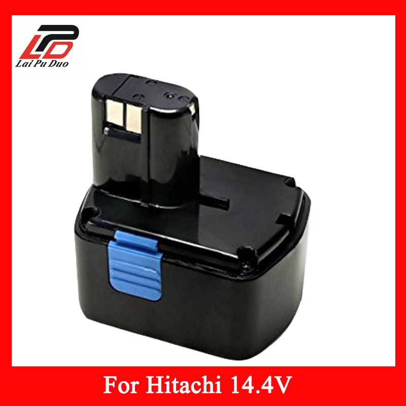 100% original 14.4v Replacement power tool battery For HITACHI DS14DVF3 DS14DF3 EB1414S 1500mAh-3000mAh NI-CD&NI-MH batteries bcl1415 14 4v ni cd ni mh battery for hitachi bcl1415 18v ni cd ni mh battery
