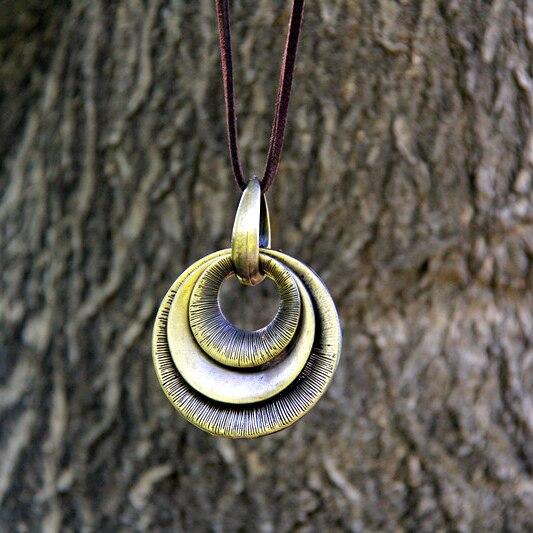 Donna Collana di dichiarazione dei monili collane & pendenti, di cotone lungo Della Collana Delle Donne della collana del pendente per le donne collares