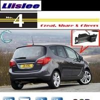 Liislee Car Camera For Vauxhall Astra Corsa / Meriva / Tigra / Vectra High Quality Rear View Back Up Camera To PAL / NTSC | RCA