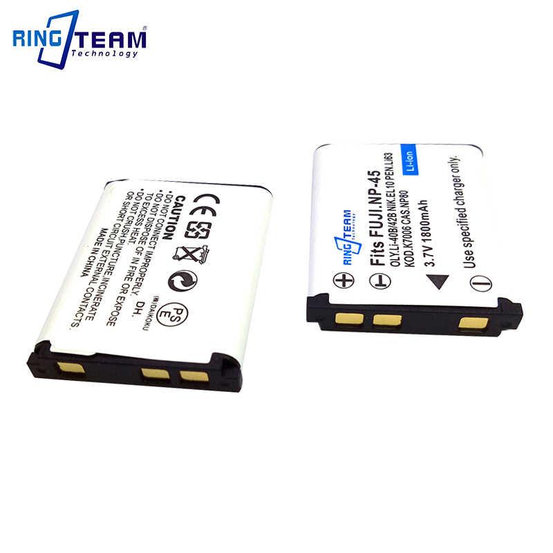 Nuevo En-el10 Enel10 pack de batería para Nikon Coolpix S210 S520 S570 S3000 S4000