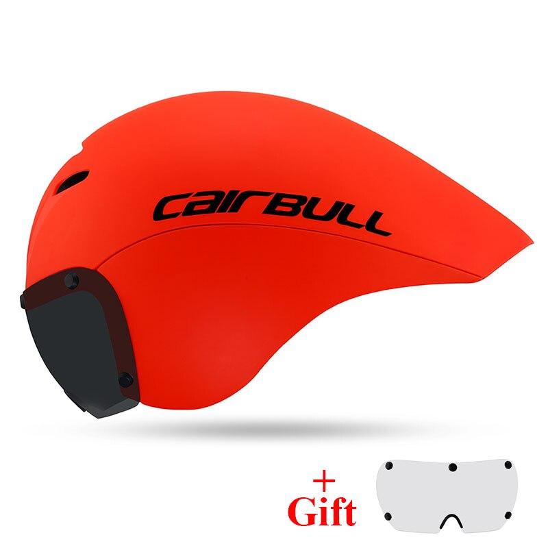 Trial Helmet Goggles Bicycle Road-Bike Magnetic Pneumatic-Tt Windproof MTB